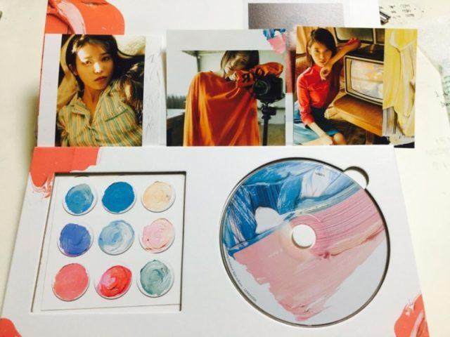 IU,パレット,palette,歌詞和訳