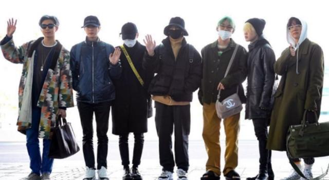 BTS,ジミン,空港,ファッション