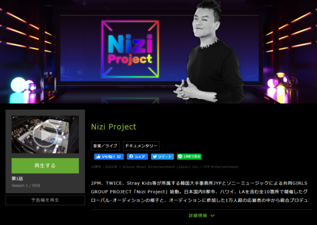 NiziProjects,Hulu