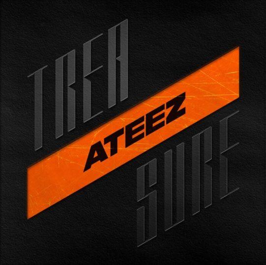 ATEEZ,アルバム,順番