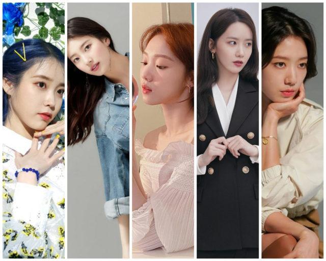 韓国女優,インスタ,フォロワー