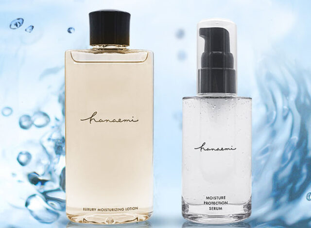 hanaemi,化粧水,口コミ